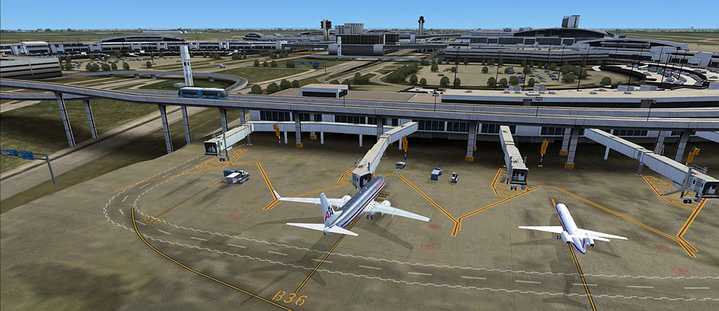 Iran Fsx Dallas Fort Worth For