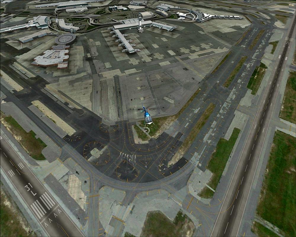 FSDreamTeam - New York airport scenery for FSX and FS9