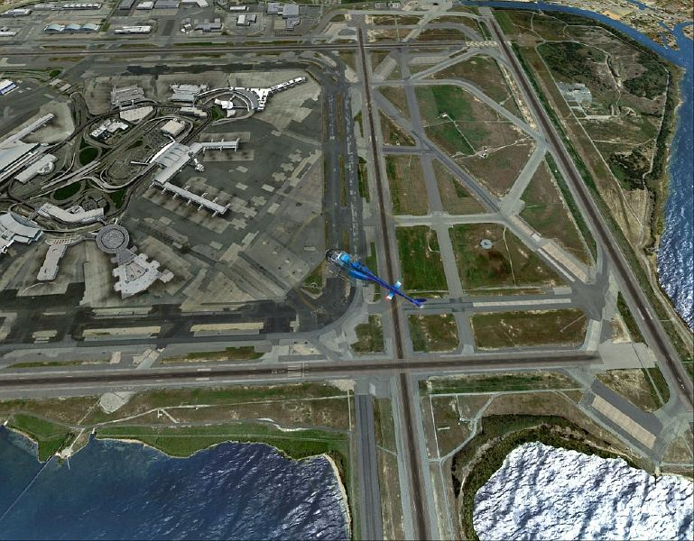 FSDreamTeam - New York airport scenery for FSX and FS9