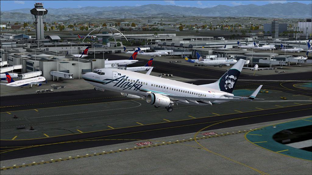 Fs2004 Cloud9 Los Angeles Lntl Airport – Meta Morphoz