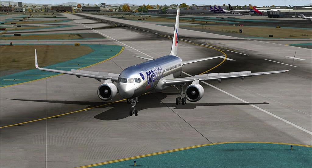 Fs2004 Cloud9 Los Angeles Lntl Airport – Meta Morphoz
