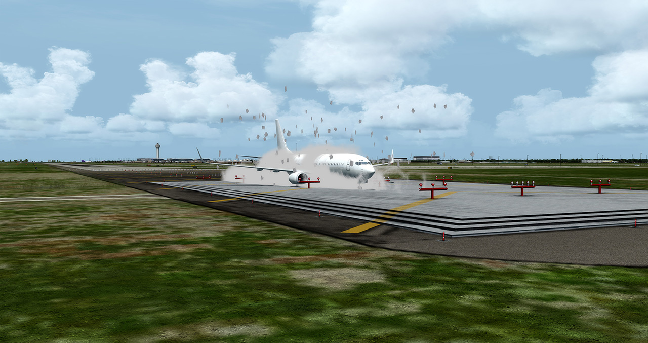 FSDreamTeam - Memphis International Airport scenery for FSX
