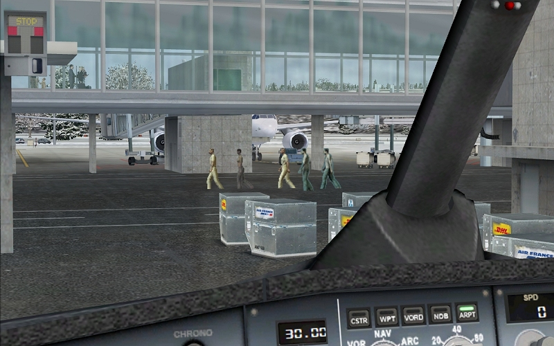 FSDreamTeam - Zurich Kloten airport scenery for FSX and FS9