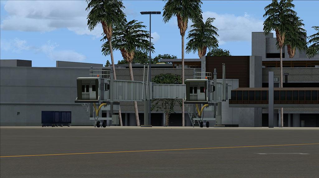 FSDreamTeam - Honolulu International airport scenery for FSX