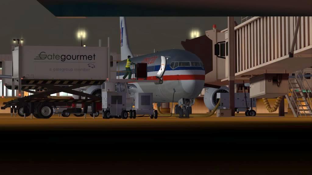 FSDreamTeam - GSX Ground Services X for Microsoft Flight