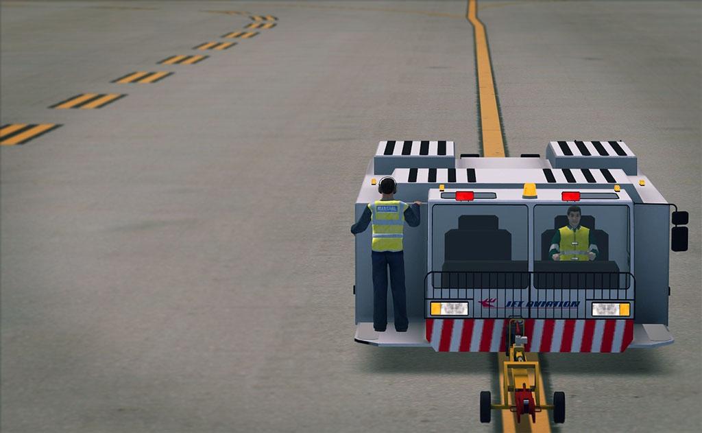 FSDreamTeam - GSX Ground Services X for Microsoft Flight Simulator X FSX