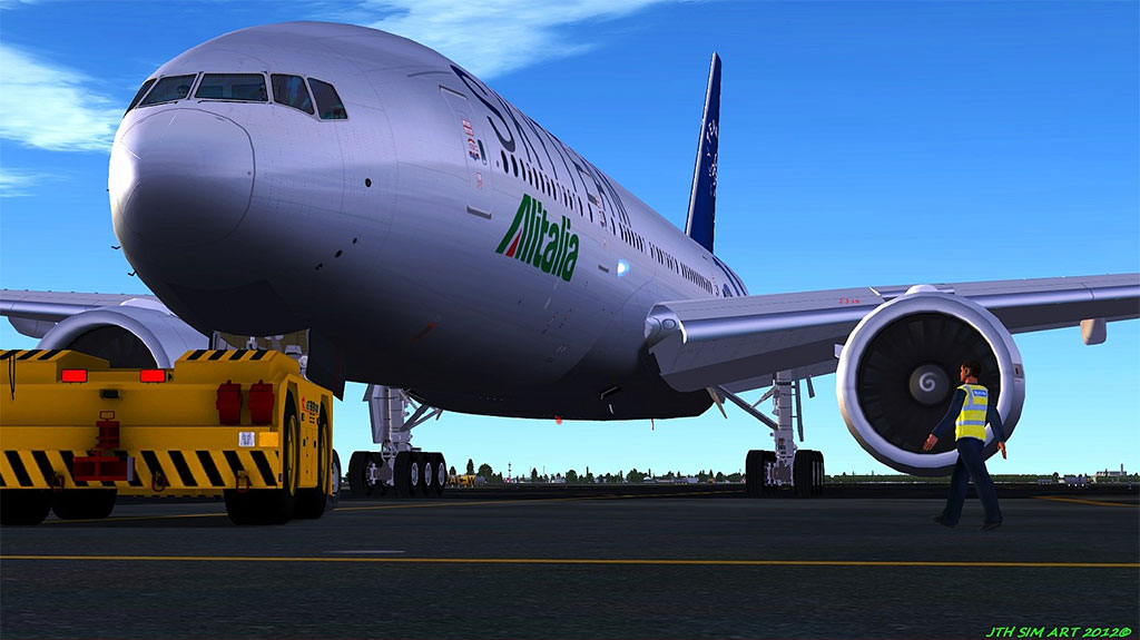 FSDreamTeam - GSX Ground Services X for Microsoft Flight Simulator X FSX